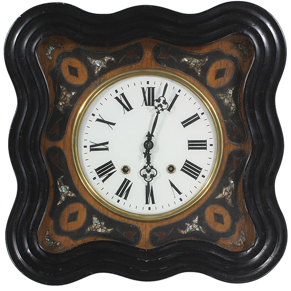French Picture Frame Clock Merritts Clocks Supplies